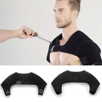 2017 New FBI Stealth Anti-stab Anti-cut Double Shoulder Anti-Collision Soft Tactical Self-Defense Protective Gear Shoulders