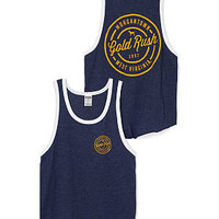 West Virginia University Ringer Tank - PINK - Victoria's Secret