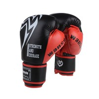 Fingers Adults Unisex Boxing Mitts Karate Punch Training Gloves