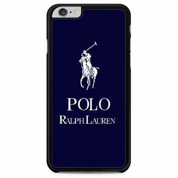 Polo Ralph Lauren iPhone 6 Plus/ 6S Plus Case