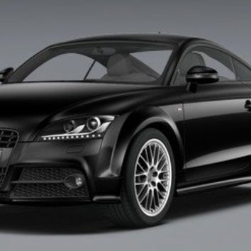 Audi Car Configurator - Ireland - English