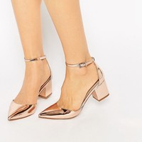ASOS SPACE Pointed Heels