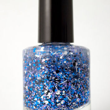 Ice Ice Baby - Handmade nail polish Full bottle