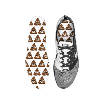 Poop Emoji Custom Insoles