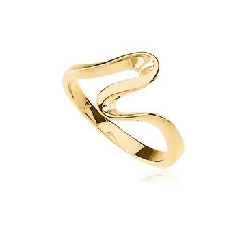 14k Yellow Gold Women's Ring