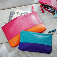 Caroline Leather Pouches