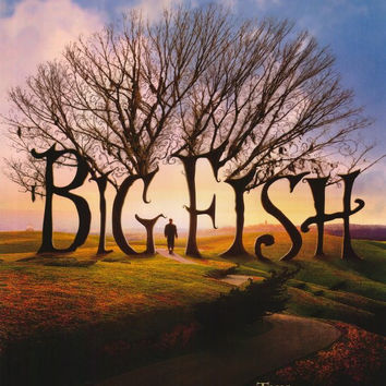 Big Fish 27x40 Movie Poster (2003)