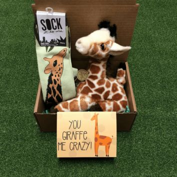 Giraffe Care Package