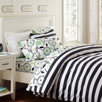 Cottage Stripe Duvet Cover & Pillowcases