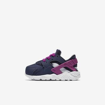 The Nike Huarache (2c-10c) Infant/Toddler Shoe.