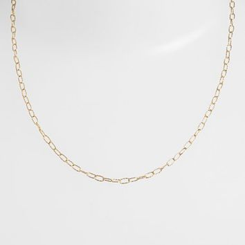 Women's Bony Levy Textured Chain Necklace (Nordstrom Exclusive)