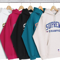 Supreme Supreme®/Champion® Hooded Sweatshirt
