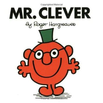 Mr. Clever (Mr. Men and Little Miss)