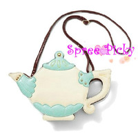 Lolita Amo Alice's teapot hang bag - free shipping SP140440 from SpreePicky