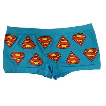 Supergirl AOP Hot Pants for Women