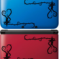 Kingdom Hearts decal kit for 3DS and 3DS XL
