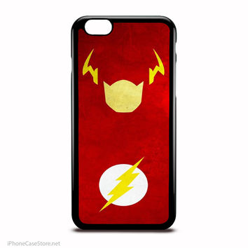 Flash DC Comics Character Case For Iphone Case