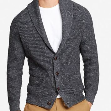 Capesider - Heather Charcoal