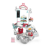 American Girl® Dolls: Grace's Pastry Cart