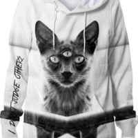 I DONT JUDGE OTHER / CAT created by Maioriz | Print All Over Me