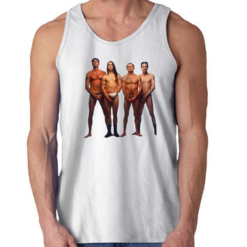 Red Hot Chili Peppers Naked New For Mens Tank Top and Womens Tank Top *