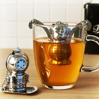 Character Tea Infusers at Firebox.com
