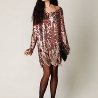 Sequin Dresses - Sequinned Dresses at Free People