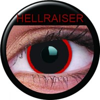 ColourVue Hell Raiser Coloured Contacts
