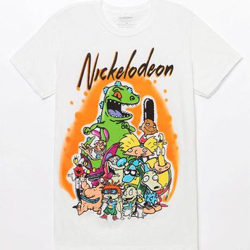 Nickelodeon Airbrush T-Shirt at PacSun.com