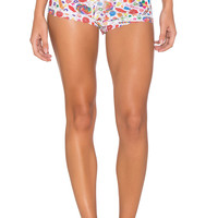 Hanky Panky Dylan's Candy Bar Boyshort in Multi