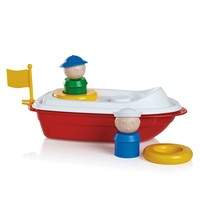TupperCanoe™ Toy Boat