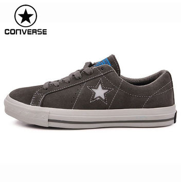 Original Converse One Star Unisex Skateboarding Shoes Sneakers