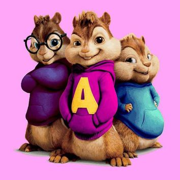 5D Diamond Painting Alvin and the Chipmunks Kit