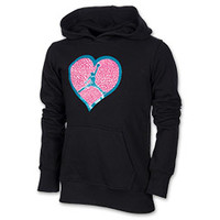 Girls' Jordan Fleece Hoodie