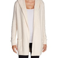 Women's Sleep Sweater Hooded Cardigan | Eddie Bauer