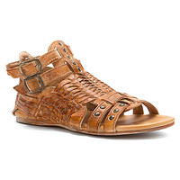 Women's | bed:Stu Claire - Tan Rustic White BFS - FREE SHIPPING at Shoes.com