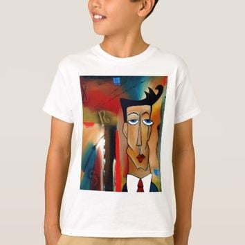 merger-abstract art T-Shirt
