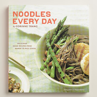 """Noodles Every Day"" Cookbook - World Market"