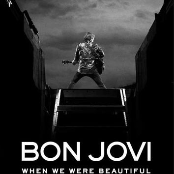 Bon Jovi: When We Were Beautiful 11x17 Movie Poster (2009)