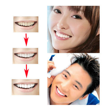 Whiten Teeth Tooth Dental Peeling Stick Eraser 25PCS