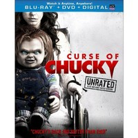 Curse of Chucky (Unrated) (2 Discs) (Includes Digital Copy) (Blu-ray/DVD) (W) (Widescreen)
