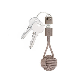 So into this design on Fab! Key Ring Lightning Cable #FabForAll