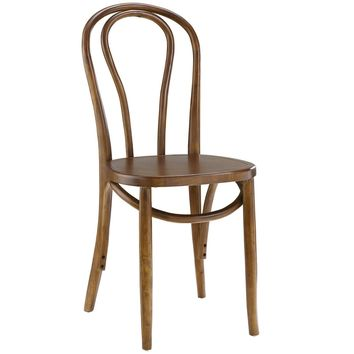 Eon Vintage Wood Dining Side Chair
