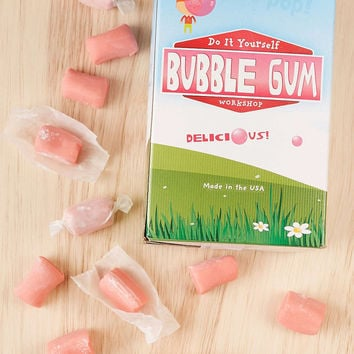 Make Your Own Bubble Gum Kit - Urban Outfitters