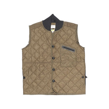 ourCaste Ryan Insulated Vest - Men's Olive,