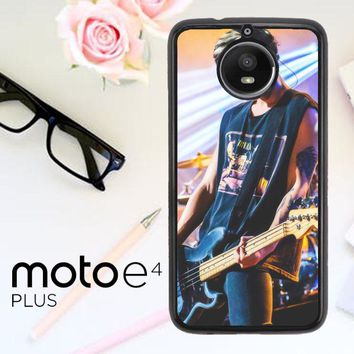 Calum Hood 5 Seconds Of Summer V0307 Motorola Moto E4 Plus Case