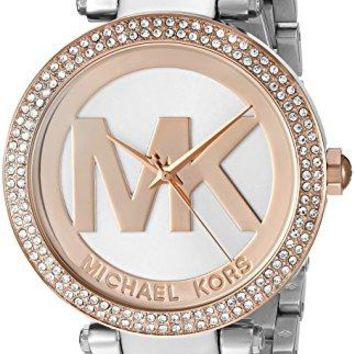 Michael Kors Women's Two-Tone Parker Watch