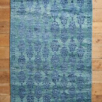 Overdyed Pericon Rug by Anthropologie