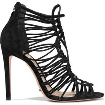 Naama nubuck sandals | SCHUTZ | Sale up to 70% off | THE OUTNET