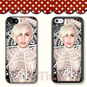 Lady GaGa, iPhone 5 case iPhone 5c case iPhone 5s case iPhone 4 case iPhone 4s case, Samsung Galaxy S3 \S4 Case --X51146